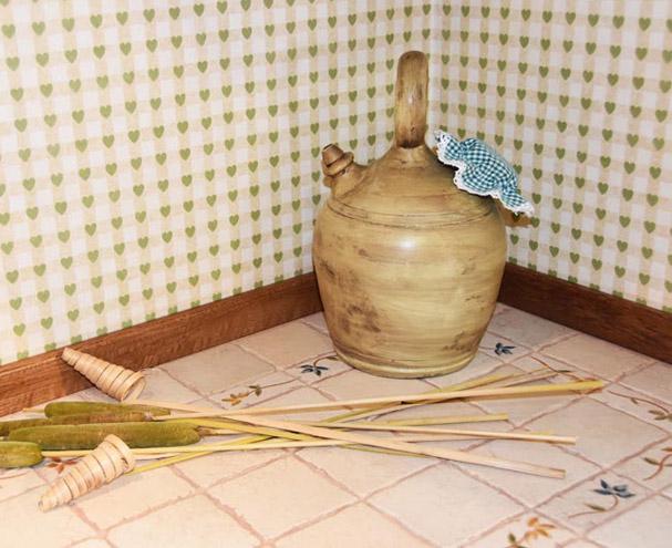 encimera de azulejos para cocina