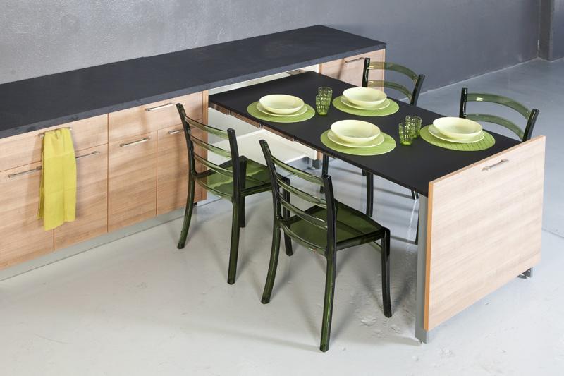 mesa extraible cocina