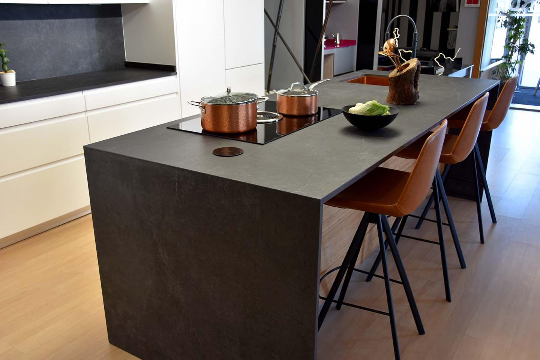 estilo industrial cocina